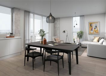 Thumbnail 1 bed flat for sale in The Stack, Barnabas Road