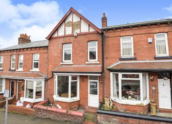 Thumbnail 3 bed terraced house for sale in Tennyson Avenue, Scarborough