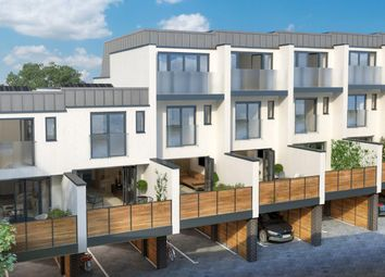 Thumbnail 4 bed town house for sale in Whitehall Road, Redfield, Bristol