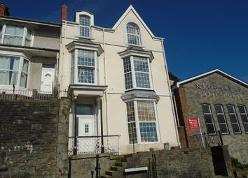 Thumbnail 1 bedroom flat to rent in Carlton Terrace, Mount Pleasant, Swansea
