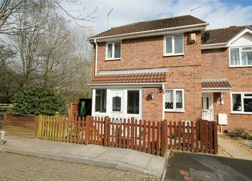 Thumbnail 1 bed end terrace house for sale in Aintree Drive, Downend, Bristol