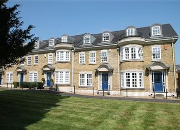 Thumbnail 4 bed terraced house for sale in Lammas Close, Staines-Upon-Thames, Surrey