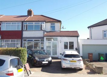 Thumbnail 5 bed semi-detached house to rent in Waltham Drive, Edgware, Middlesex