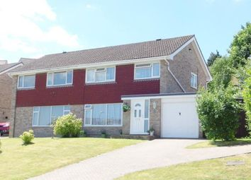 Thumbnail 3 bed semi-detached house for sale in Lyndhurst Road, River, Dover, Kent