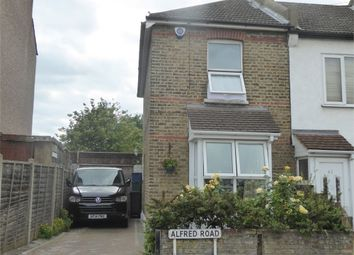 Thumbnail 2 bed end terrace house for sale in Alfred Road, London