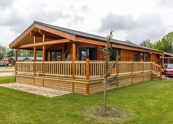 Thumbnail 2 bed lodge for sale in Hoby Road, Asfordby, Melton Mowbray