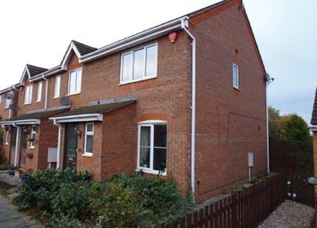 Thumbnail 2 bed end terrace house to rent in Cheshire Rise, Bletchley, Milton Keynes