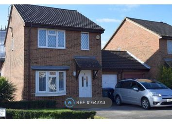 Thumbnail 3 bed detached house to rent in Hardell Close, Egham