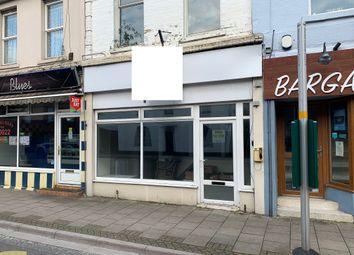 Retail premises to let in 115 Bargates, Christchurch, Dorset BH23