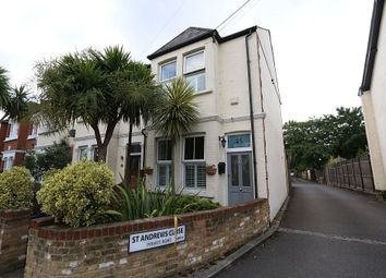 Thumbnail 2 bed end terrace house for sale in Evelyn Road, Wimbledon, London