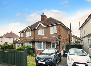 Thumbnail 3 bed semi-detached house for sale in Kingston Road, Eastbourne