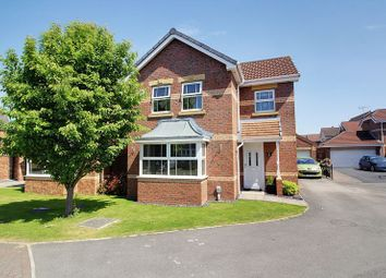 Thumbnail 3 bed detached house for sale in Danbury Park, Kingswood, Hull