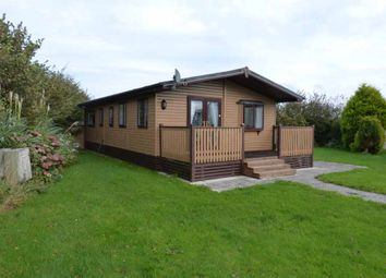 3 bed mobile/park home for sale in Moorland Road, Indian Queens, St. Columb TR9