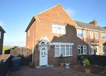 Thumbnail 3 bedroom semi-detached house for sale in Rosslyn Avenue, Ryhope, Sunderland, Tyne And Wear