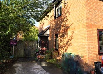 Thumbnail 1 bed terraced house for sale in Clarence Way, Horley