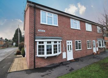 Thumbnail 2 bed flat for sale in Fenimore Court, Nursery Road, Radcliffe-On-Trent, Nottingham