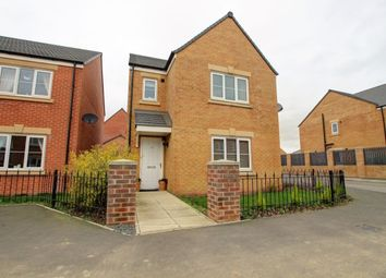 Thumbnail 3 bed semi-detached house for sale in Sandringham Way, Newfield, Chester Le Street