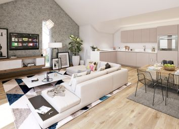 Thumbnail 3 bed flat for sale in Lock No19, Hackney Wick