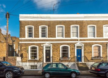 Thumbnail 3 bed end terrace house to rent in Coleman Fields, Islington, London