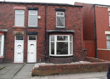 Thumbnail 3 bed semi-detached house to rent in Church Street, Westhoughton, Bolton