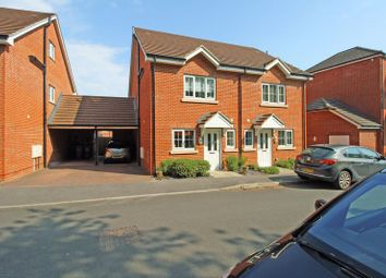 4 bed semi-detached house for sale in Hindmarch Crescent, Hedge End, Southampton SO30