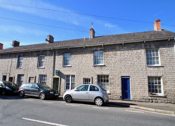Thumbnail 3 bed terraced house for sale in Somerton Road, Street
