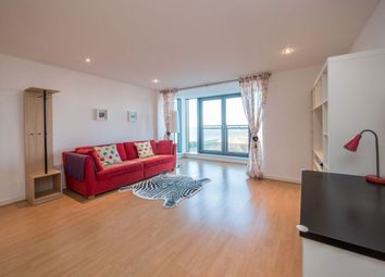 Thumbnail 2 bedroom flat to rent in Western Harbour View, Leith