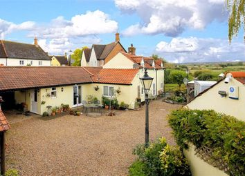 Thumbnail 3 bed detached house for sale in Silver Street, Abridge, Essex