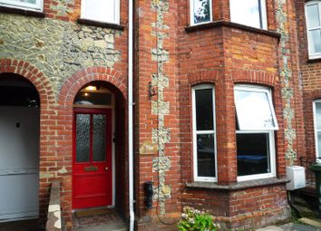 Thumbnail 1 bedroom flat to rent in Highfield Road, Bognor Regis