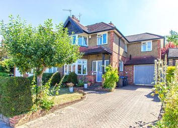 Thumbnail 4 bed semi-detached house for sale in Crest Road, Croydon