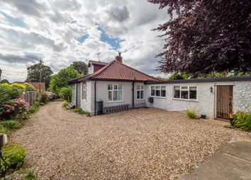 Thumbnail 3 bed detached house for sale in West End Avenue, Brundall, Norwich