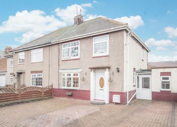 Thumbnail 3 bed semi-detached house for sale in Station Road, Eston, Middlesbrough