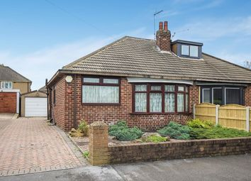 Thumbnail 2 bed bungalow for sale in Lulworth Avenue, Leeds