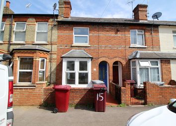 Thumbnail 3 bed terraced house for sale in Cranbury Road, Reading