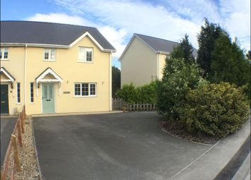 Thumbnail 3 bed semi-detached house to rent in Bro Mydyr, Mydroilyn, Lampeter
