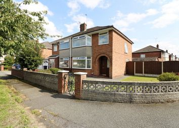 Thumbnail 3 bed semi-detached house for sale in Walnut Grove, Whitby, Ellesmere Port