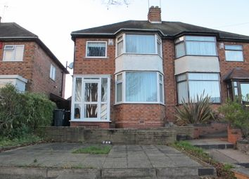 Thumbnail Semi-detached house for sale in Steyning Road, Yardley, Birmingham