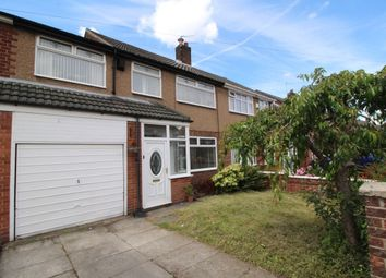 Thumbnail 4 bed semi-detached house for sale in Vining Road, Prescot