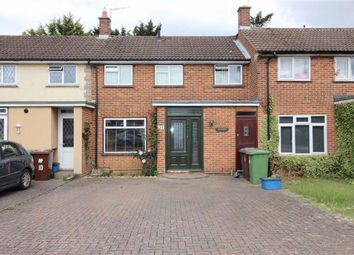 Thumbnail 3 bed terraced house for sale in Kenilworth Close, Borehamwood, Herts