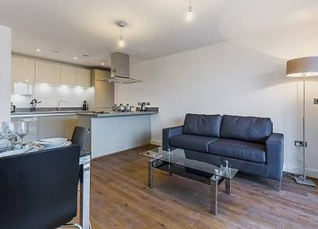 Thumbnail 1 bed flat to rent in Norman Road, London