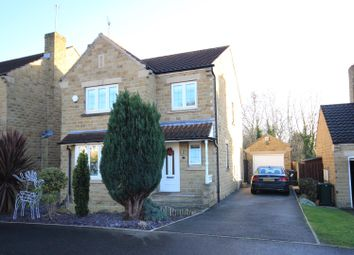 Thumbnail 4 bed detached house for sale in Loxley Mount, Campsall, Doncaster
