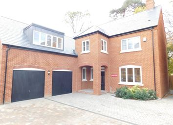 Thumbnail 5 bedroom detached house for sale in St. Georges Place, Ampthill, Bedford