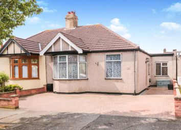 Thumbnail 3 bedroom bungalow for sale in Lime Grove, Ilford