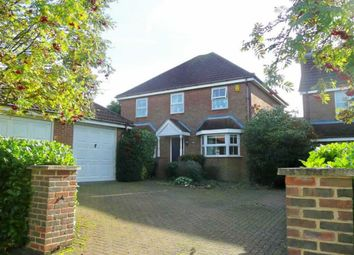 Thumbnail 4 bed detached house to rent in Merthen Grove, Tattenhoe, Milton Keynes