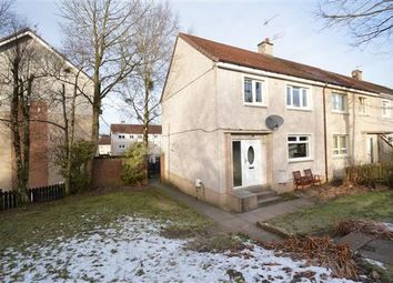 Thumbnail 3 bed end terrace house for sale in Pleaknowe Crescent, Moodiesburn, Glasgow