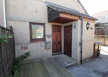 Thumbnail 1 bed property to rent in Church Park Road, Woolwell, Plymouth