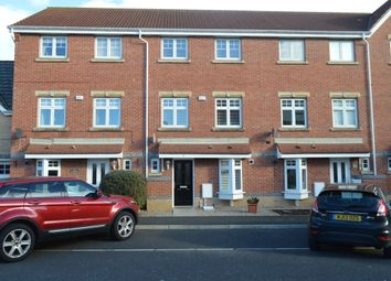 Thumbnail 4 bed town house to rent in Beachborough Close, North Shields