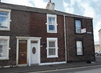 Thumbnail 2 bed terraced house for sale in Victoria Road, Workington, Cumbria