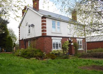 Thumbnail 3 bed detached house for sale in Wharf Road, Stanton Hill, Sutton-In-Ashfield