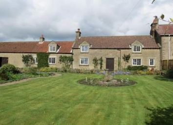 Thumbnail 4 bed farmhouse to rent in Hall Farm Cottages, Main Street, Hovingham, York